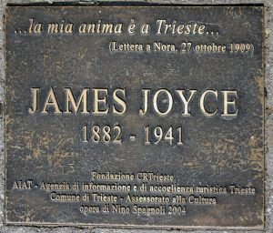 Targa James Joyce