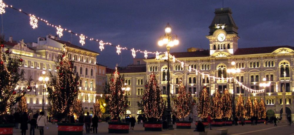 Natale a trieste mercatini programma eventi concerti for Mercatini natale trieste