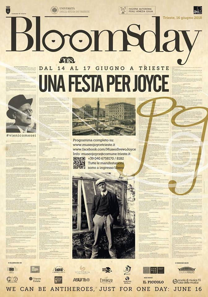 Programma Bloomsday